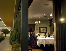 Cucina Room as seen from private entrance.